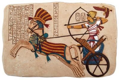 Eszeveszett történelem - II. Ramszesz